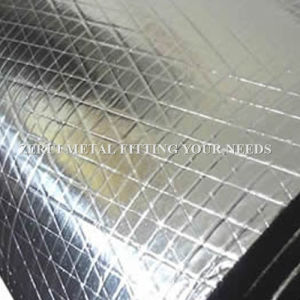 25mm Rubber Foam Insulation Sheet with Aluminum Foil pictures & photos