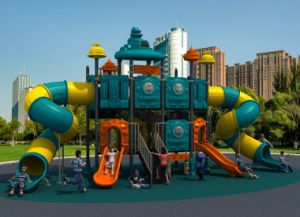 2017 Children Kids Outdoor/Indoor Playground with TUV-GS\Ce\En 1176\SGS\Ohsas18001\ISO9001\ISO14001 Certificate HD15A-089A pictures & photos