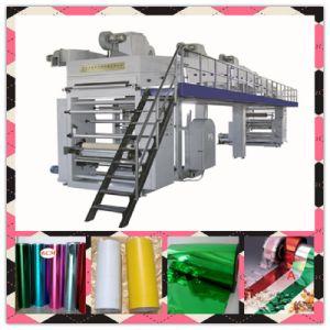 Coloring Coating Machine of Aluminum Plating Fim