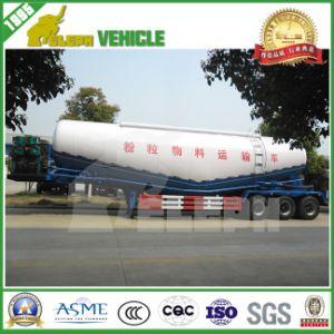 Tri-Axle Air Suspension Bulk Trailer Cement Tanker