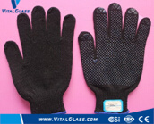 Safety Latex Coated Work Glove with CE & ISO9001 pictures & photos