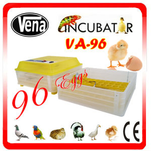 Excellent Quality Full Automatic 96 Egg Incubator pictures & photos