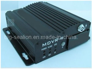 HD Mobile CCTV Car DVR Player Recorder DVR (BD-1301)