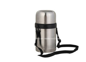 500/750/1000ml Stainless Steel Vacuum Lunch Box (TY-321)