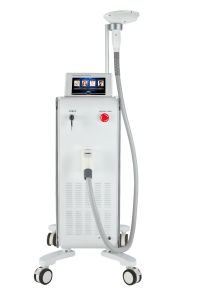 808nm Diode Laser Painless Freezing Hair Removal Machine pictures & photos