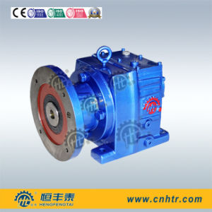 Flange Connected Output Helical Gear Box R Series
