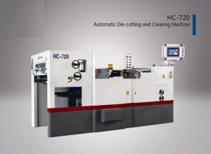 Automatic Die Cutting and Creasing Machine (HC-720)