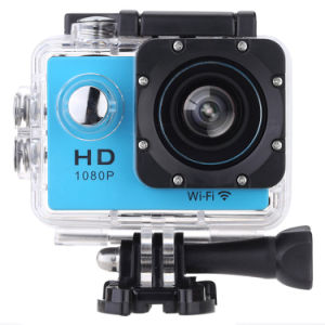 1080P 30fps 12MP Kamery Sportowe Mini DV WiFi Sport Cam