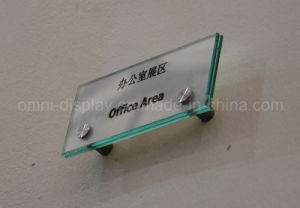 Stainless Steel Display Sign Standoff (Size 13*19mm) pictures & photos