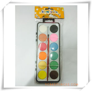 Colorful Promotional Solid-Dry Watercolor Paint Set for Promotion Gift (OI33009) pictures & photos