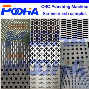 Aluminum Plate Punch Small CNC Punch Press Machine pictures & photos