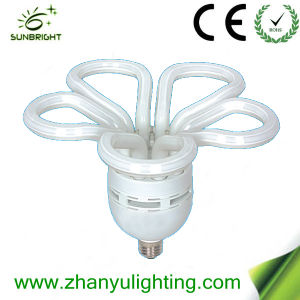 High Power 85W Flower 12V CFL Light Bulbs pictures & photos
