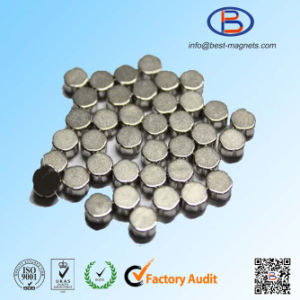 High Quality Sintered NdFeB Magnet Disc for Speakers pictures & photos