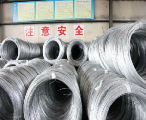 16gauge 25kg Electro Galvanized Wire for Singapore, Malaysia/Binding Wire pictures & photos