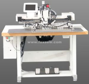 Heavy Duty Programmable Electronic Sewing Machine pictures & photos