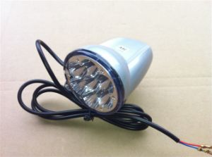 Eelcectic Scooter Spare Parts 36V 48V LED Light pictures & photos