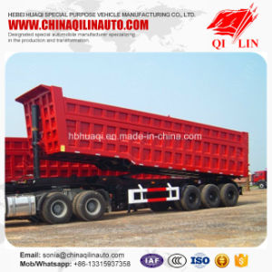 Factory Price Custom-Made Wagon Tremie Semi Trailer pictures & photos