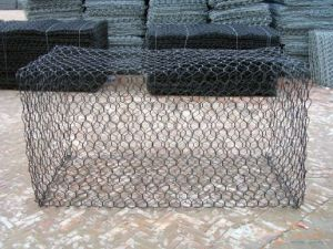 Galvanized Weaving Gabion Box pictures & photos