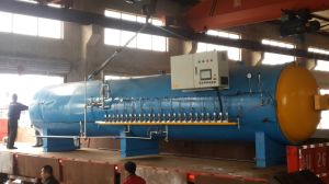 Waste Tire Vulcanising Tank Equipment pictures & photos