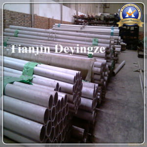 Gh3030 High-Temperature Superalloy Tube Stainless Steel Pipe pictures & photos