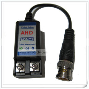 High Definition 1 Channel Passive Ahd Twisted Pair Cable HD UTP Video Balun pictures & photos