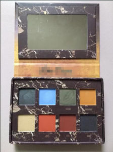 Gerneration 2ND Eyeshadow Waterproof Good Quality 8 Color Matte Cosmetic Eyeshadow Palette pictures & photos
