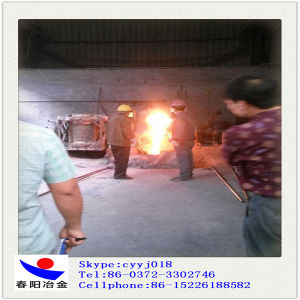 Calcium Silicon as Deoxidizer for Steelmaking pictures & photos