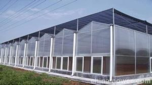 Cheapest Price Long Life Polycarbonate Multi-Spangreen House-Helen