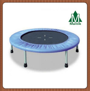 Createfun Round Jump Kids Mini Indoor Trampoline pictures & photos