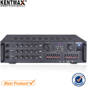 Bt-2750 Digital Mixing Audio Power Amplifier with bluetooth China pictures & photos