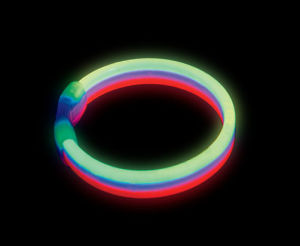 LED Signage Christmas LED Ring Display-Colorful Bracelet pictures & photos