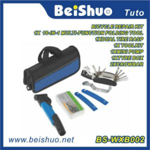 Bicycle Repair Tool Kit with Portable Bag pictures & photos