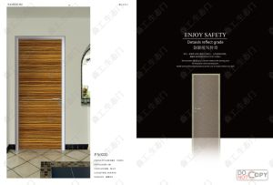 Hot Selling European Style HDF Panel Door pictures & photos