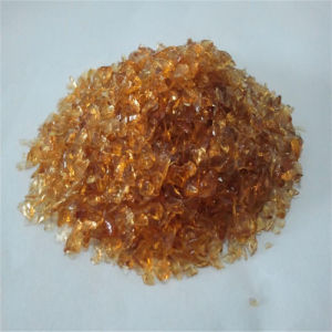 Amber Glass Rocks, Crusehed Glass / Quartz Sand pictures & photos