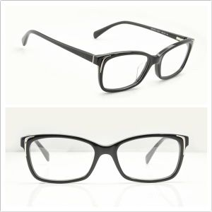 Acetate Eyewear Reading Glasses Optical Frames New Style Eyeglasses (VPR23O-A) pictures & photos