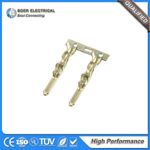 Auto Connector Insert Pin Male Wire Joint Terminal DJ612-2.2*0.6A pictures & photos