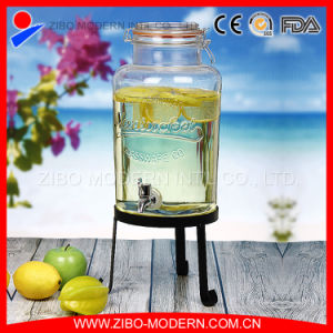Best Quality Glass Water Dispenser with Water Faucet pictures & photos
