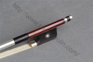 Viola Bow / Brazil Viola Bow / Carbon Fibre Bow (P-22O) pictures & photos