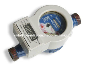 Wireless Remote Reading Water Meter for Cold and Hot Water pictures & photos