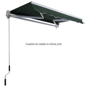 Outdoor Folding Arm Awning pictures & photos