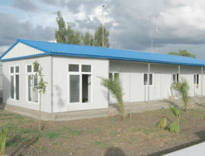 Manufacturer New Design Prefabricated House Building Material pictures & photos