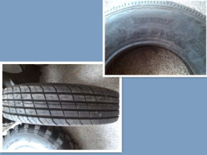 Trailer Tyre 215/80r16, Low Flatbed Trailer Tyre, Truck Tyre, Lorry Tyre pictures & photos