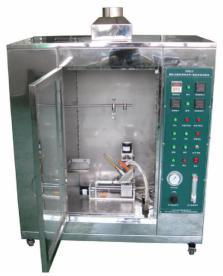 Electronic Vertical Flammability Tester ECE R118 Annex 8 pictures & photos