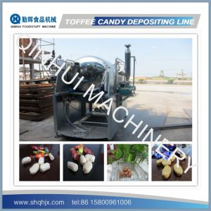 PLC Control Soft Filled Toffee Candy Plant pictures & photos