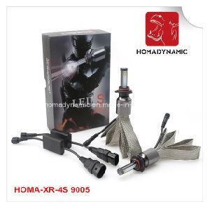 Fanless Dissipation LED Headlight LED Auto Light 9005 6500k pictures & photos