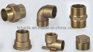 Non Lead Bronze & Brass Pipe Fitting/Elbow/Tee pictures & photos