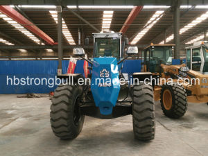 China Road Construction Machine Motor Grader Py9150 New Condition 150HP Tractor Road Grader for Sale pictures & photos
