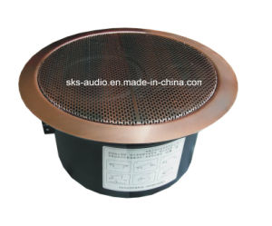 Ceiling Speaker for High-Class Hotels, Hostels, Clubs