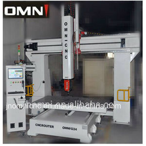 Omni Hobby CNC Milling Machine 5 Axis CNC Router