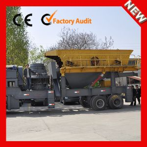 Portable Cone Crusher / Mobile Cone Crusher Ut-200
